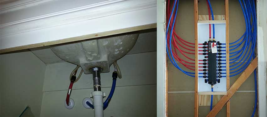 A copper repipe system for your home mend the ways for How much does pex cost