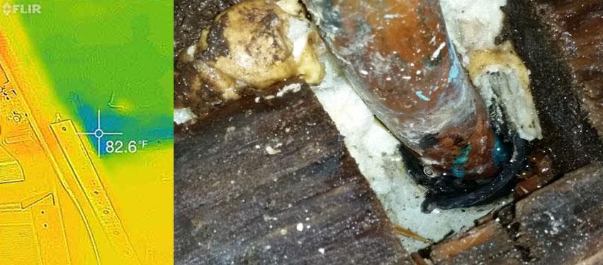 McAllen Slab Leak Detection | Slab Leak Repair in McAllen